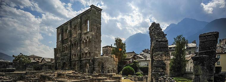 Top Aosta Spa Tours