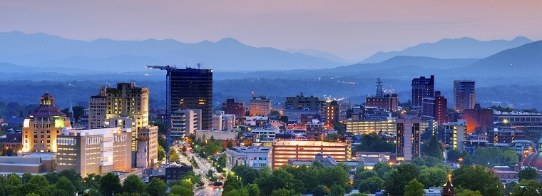 Asheville Walking Tours