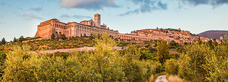 Top Assisi Walking Tours