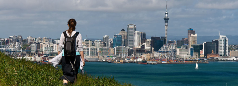Auckland Hop-on Hop-off Tours