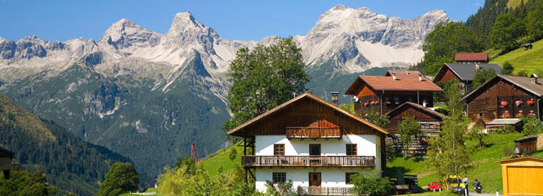 Austria Walking Tours