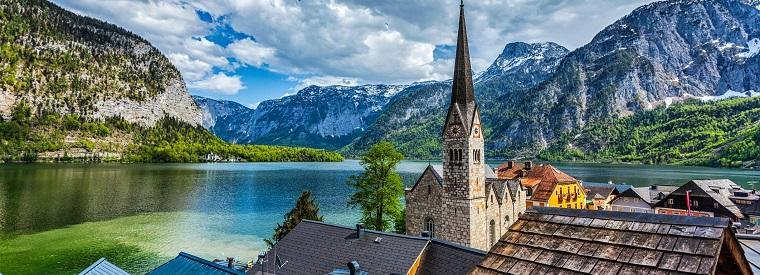 Austrian Alps Day Cruises