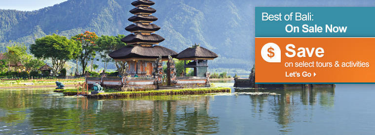 All things to do in Bali