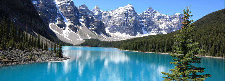Banff Cruises, Sailing & Water Tours