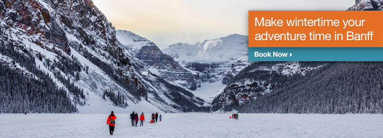 Top Banff Holiday & Seasonal Tours