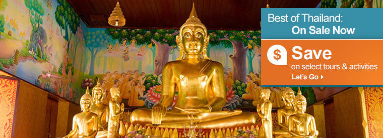 Bangkok Private Sightseeing Tours