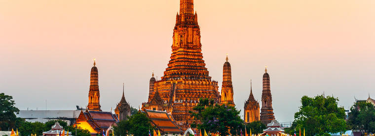 Top Bangkok Multi-day Cruises
