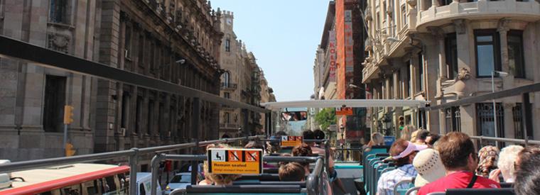 Barcelona Hop-on Hop-off Tours