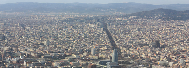 Barcelona Air, Helicopter & Balloon Tours