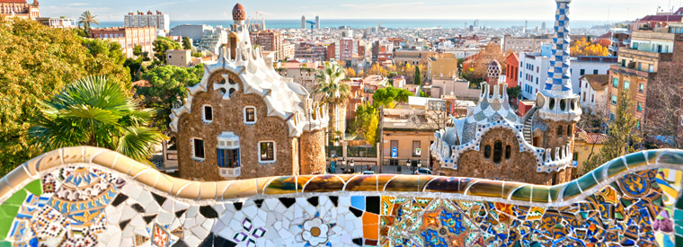The Top 10 Things To Do in Barcelona – Barcelona Tourist Attractions Map