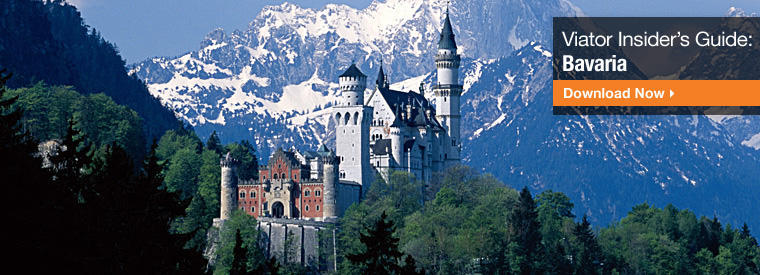 Top Bavaria Multi-day Rail Tours