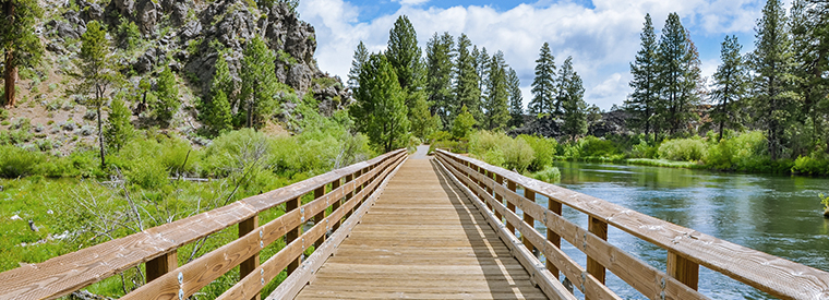Bend Walking & Biking Tours