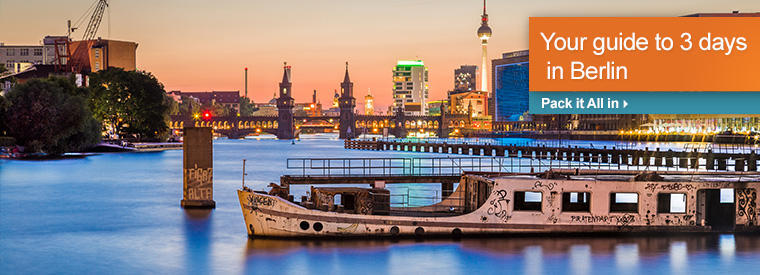 Berlin Day Cruises