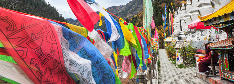 Top Bhutan Hiking & Camping