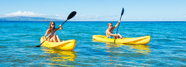 Top Big Island of Hawaii Water Sports