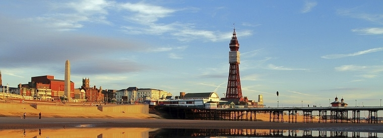 Top Blackpool Theater, Shows & Musicals