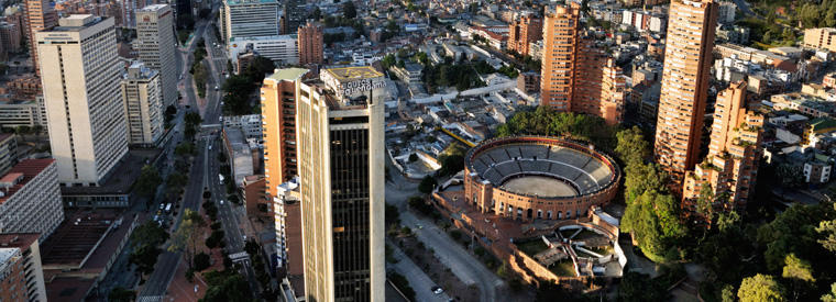 Top Bogotá Air, Helicopter & Balloon Tours