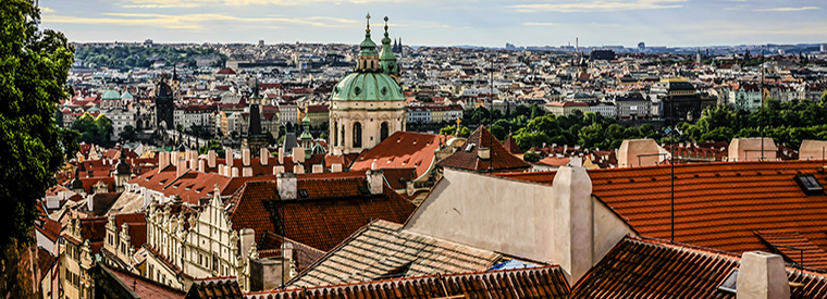 Top Bohemia Walking Tours