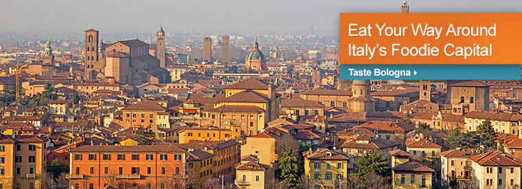 Top Bologna Cultural & Theme Tours