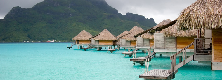 Bora Bora Cruises, Sailing & Water Tours