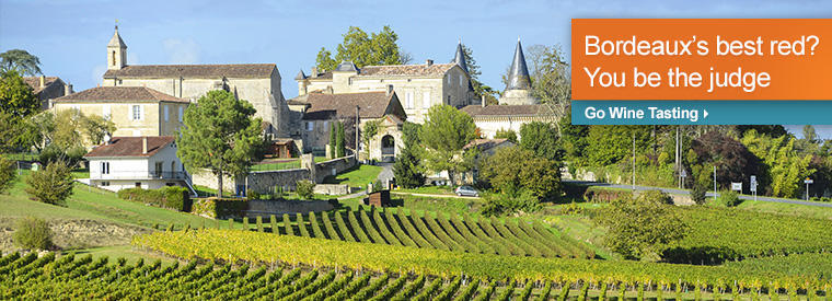 Bordeaux Day Trips