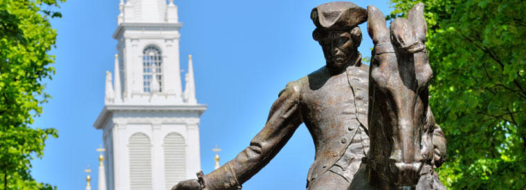 Top Boston Historical & Heritage Tours