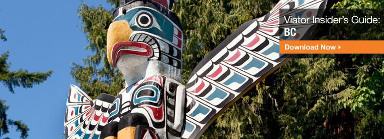 Top British Columbia Shore Excursions