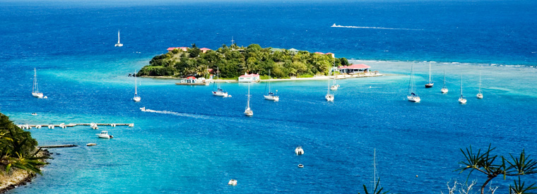 British Virgin Islands Helicopter Tours