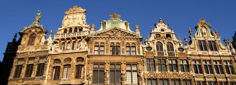 Brussels Self-guided Tours & Rentals