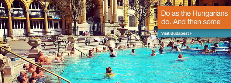 Budapest Outdoor Activities