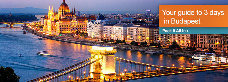 All things to do in Budapest