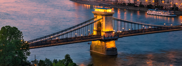 Budapest Dinner Packages