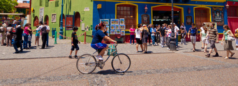 Buenos Aires Bike & Mountain Bike Tours