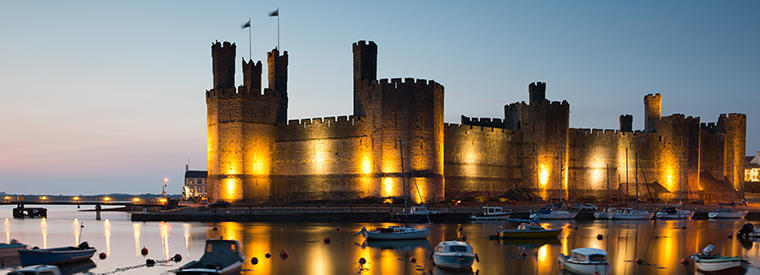 Top Caernarfon Historical & Heritage Tours