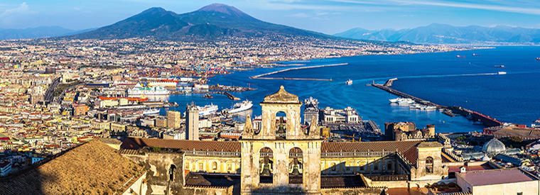 Top Campania Food Tours