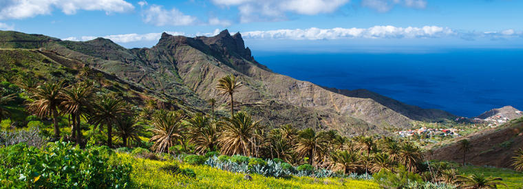 Canary Islands Cruises, Sailing & Water Tours