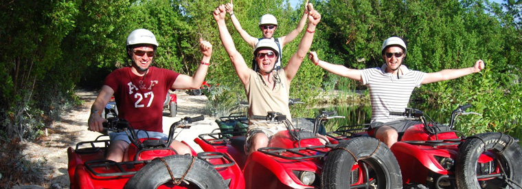 Cancun 4WD, ATV & Off-Road Tours