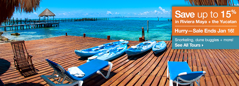 Cancun Tours & Sightseeing