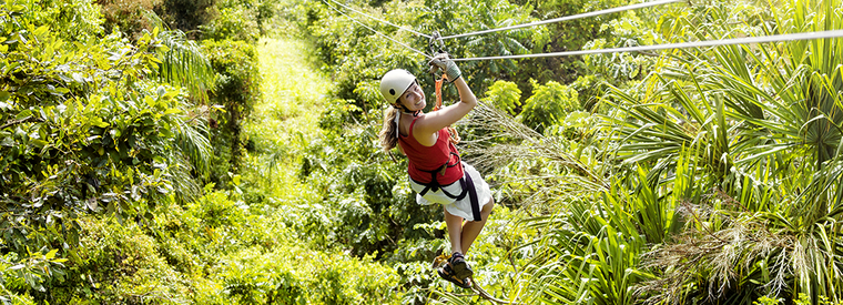 Top Cancun Ziplines