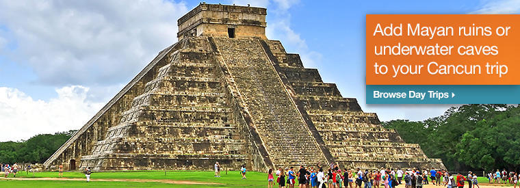 Top Cancun Multi-day & Extended Tours
