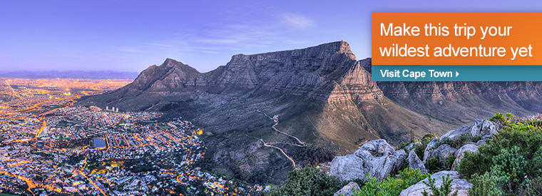 Cape Town Air, Helicopter & Balloon Tours