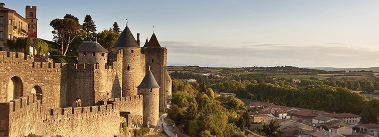 Carcassonne Self-guided Tours & Rentals