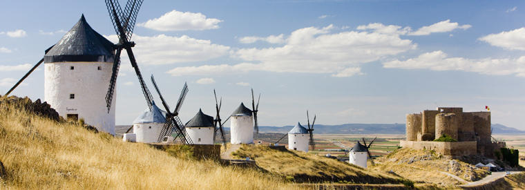 Castilla-La Mancha Tours, Tickets, Excursions & Things To Do