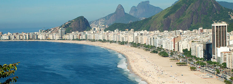 Top Central & South America City Tours