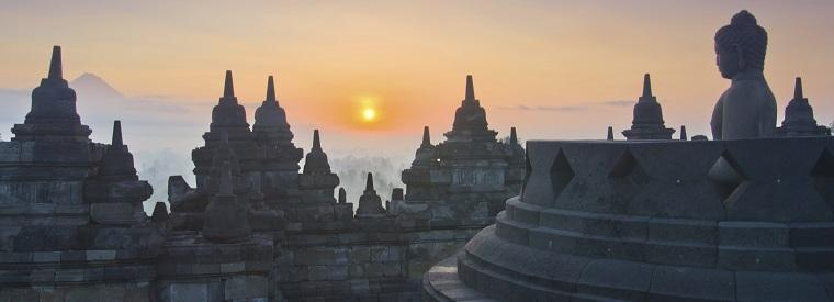 Top Central Java City Tours