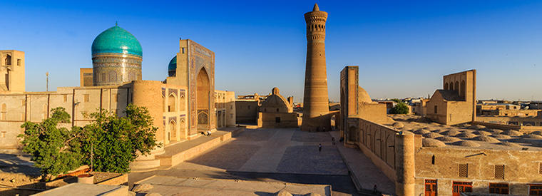 Top Central Uzbekistan Cultural & Theme Tours
