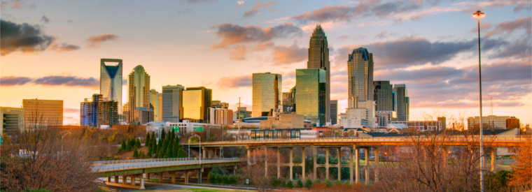 Charlotte Walking & Biking Tours