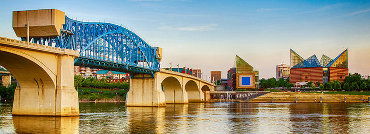 Top Chattanooga Literary, Art & Music Tours
