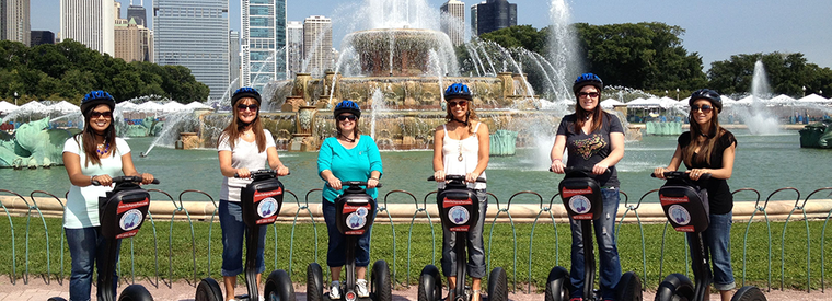 Top Chicago Segway Tours