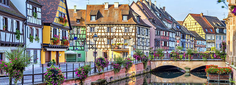 Colmar Self-guided Tours & Rentals
